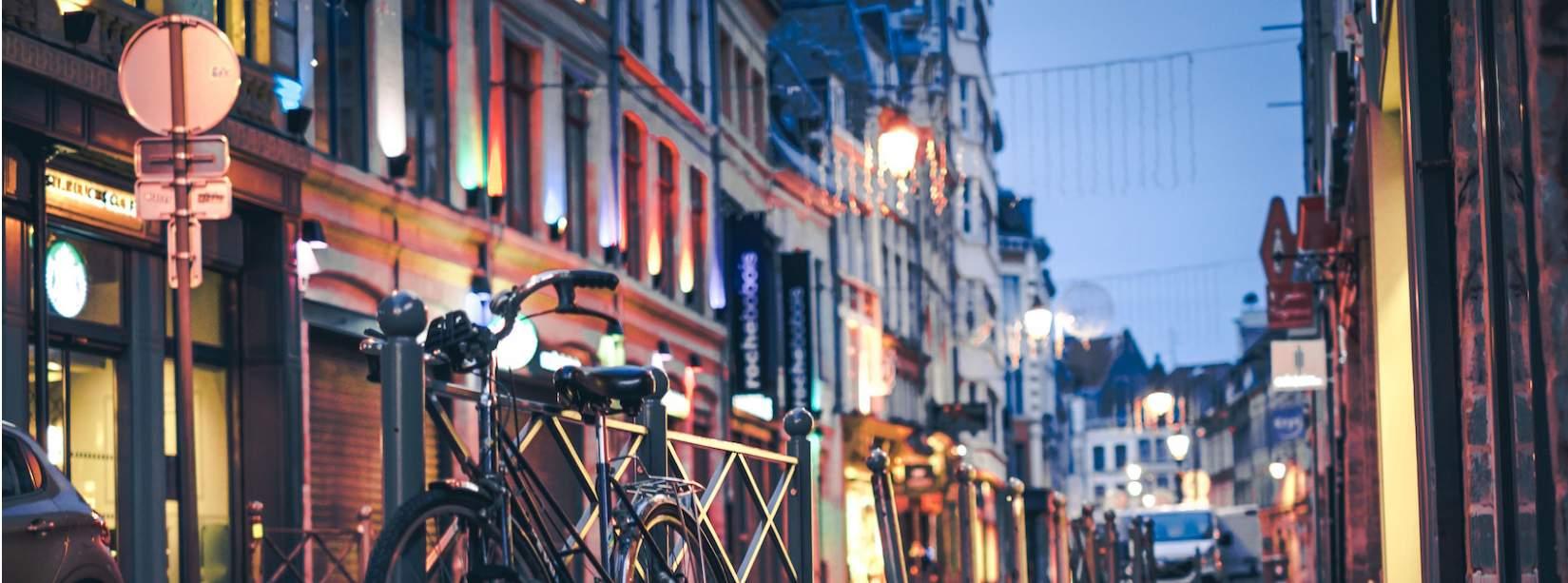 Lille by Jules d/Unsplash