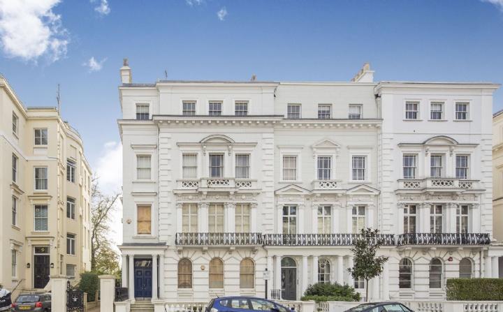 Kensington Park Gardens, Notting Hill, London W11