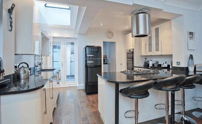 Kitchen, Testard Road, Guildford, Surrey