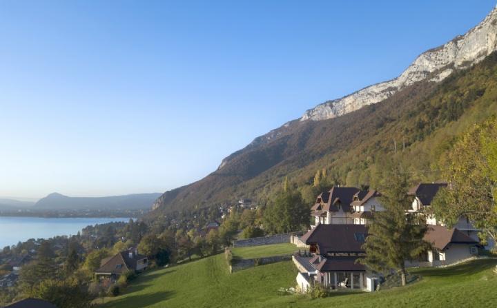 Veyrier-Du-Lac Annecy, France