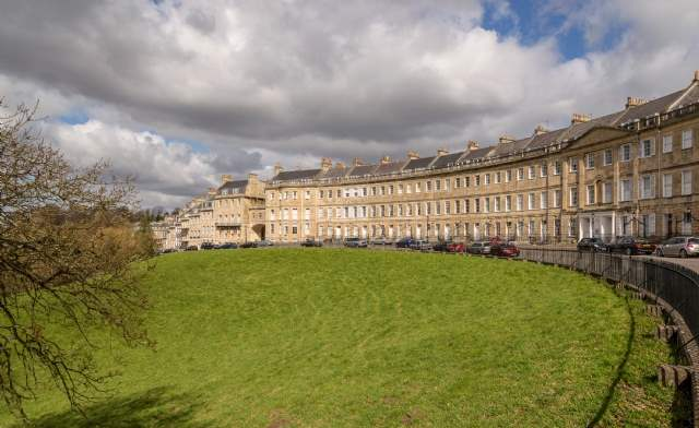 Lansdown Place West, Bath