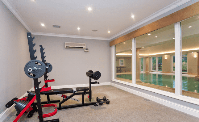 Savills uk blog residential property 6 of the best for Cost of building a gym