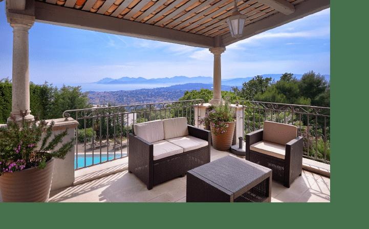 Terrace - Le Cannet, Cannes