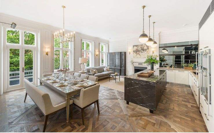 Ideal for the HNW tenant at £15,000pcm: Lennox Gardens, London SW1