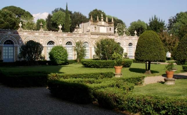 Limonaia Capponi, Florence