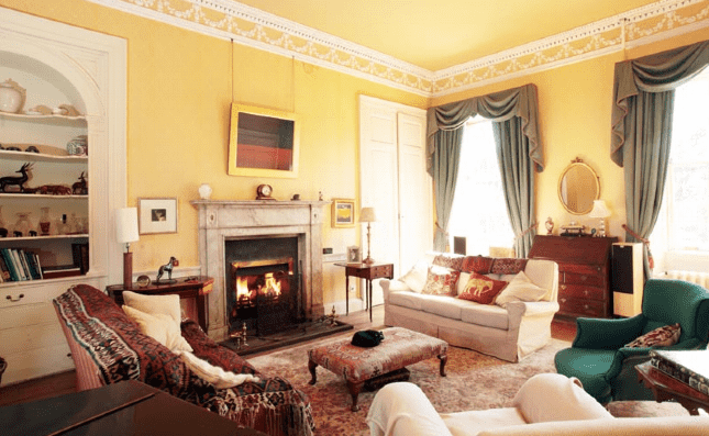 Boquhan Estate Glasgow Scottish estate for Hogmanay