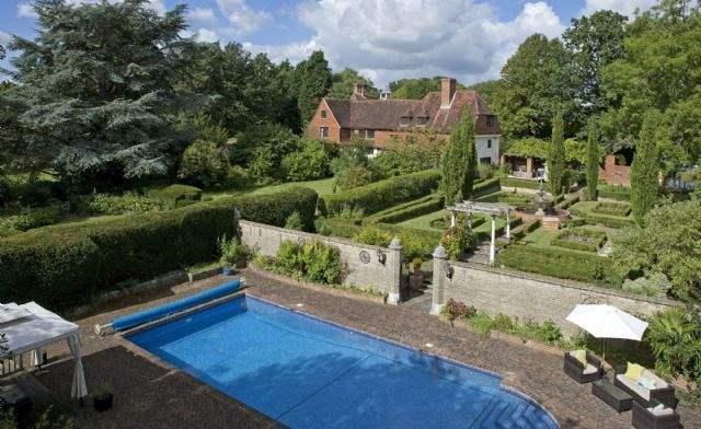 Loddendon Manor, Tonbridge, Kent