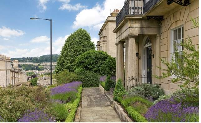 In focus: Lomond House, Bath