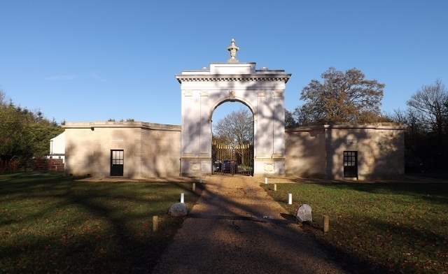 London Lodge, Highclere Castle, Berkshire