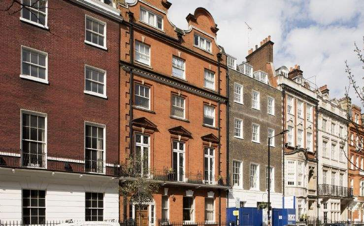 London's Harley Street