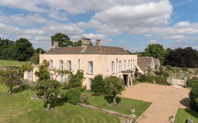 Luckington Court, Luckington, Chippenham, Wiltshire
