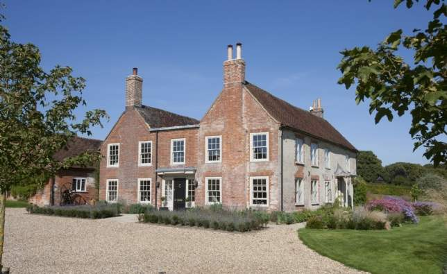 Manor Farm House, Hampshire
