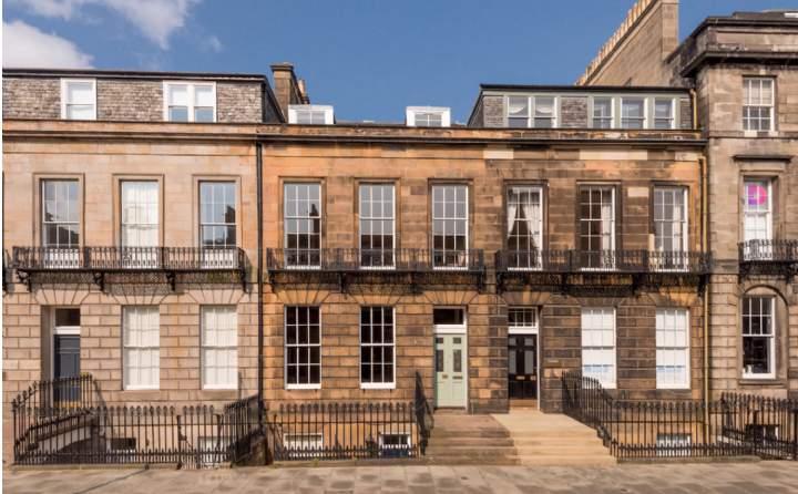 Manor Place, West End, Edinburgh