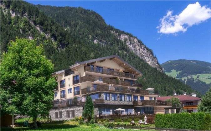 Residence Schrofenblick, Mayrhofen, Austria