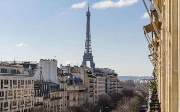 Paris 75008 Triangle d'Or