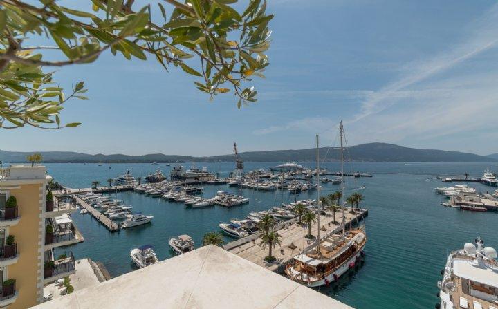 Penthouse in The Regent Hotel, Porto Montenegro, Tivat, Montenegro
