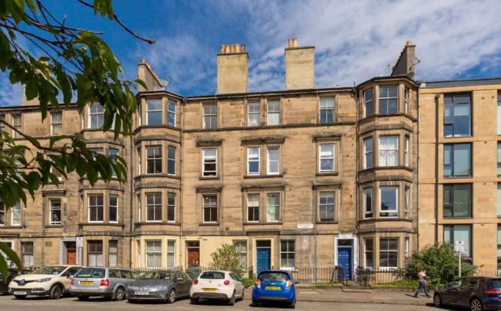 Montgomery Street, Hillside, Edinburgh
