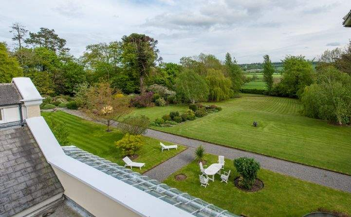 Garden, Mount Hanover House, Drogheda, Co. Meath