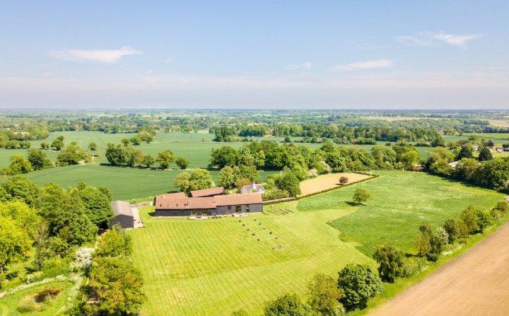 Brands Farm Barn, Much Hadham, Hertfordshire