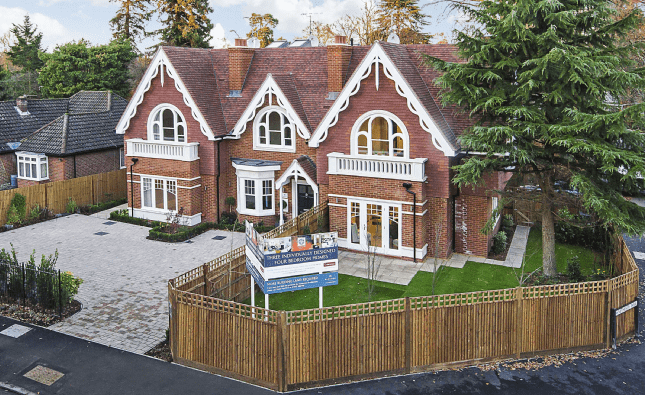 Netherby Park Weybridge, Surrey
