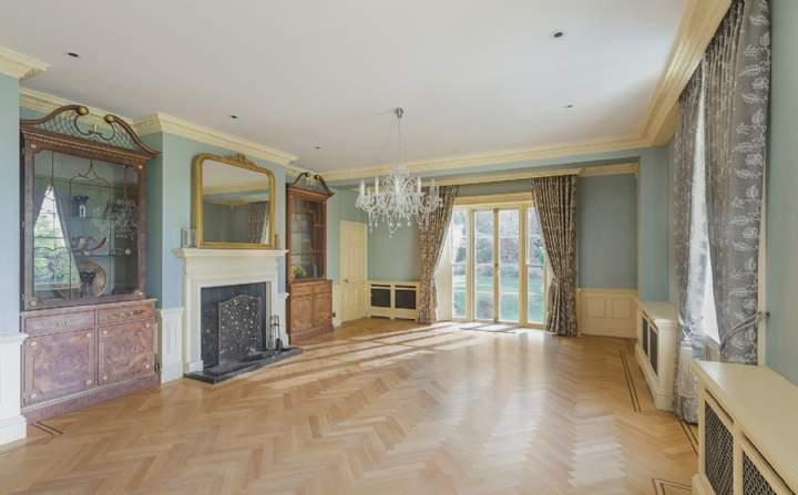 Newington House, Winkfield, Windsor, Berkshire