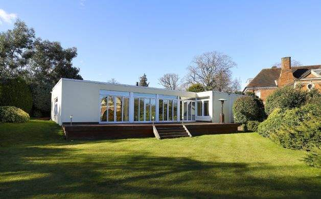 Newnham, Coombe Hill Road, Kingston upon Thames, Surrey