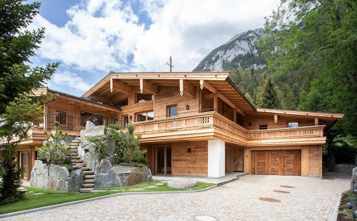 Scheffau Am Wilden Kaiser, Tirol, Austria