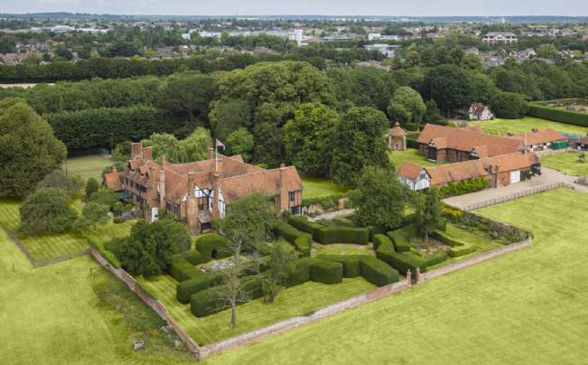 Ockwells Manor, Ockwells Road, Maidenhead, Berkshire