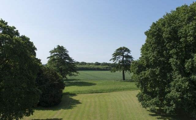Ombersley Court, Worcestershire