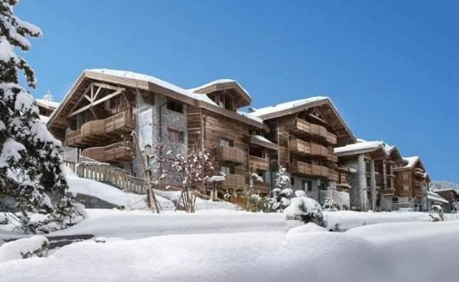 One Courchevel Alps
