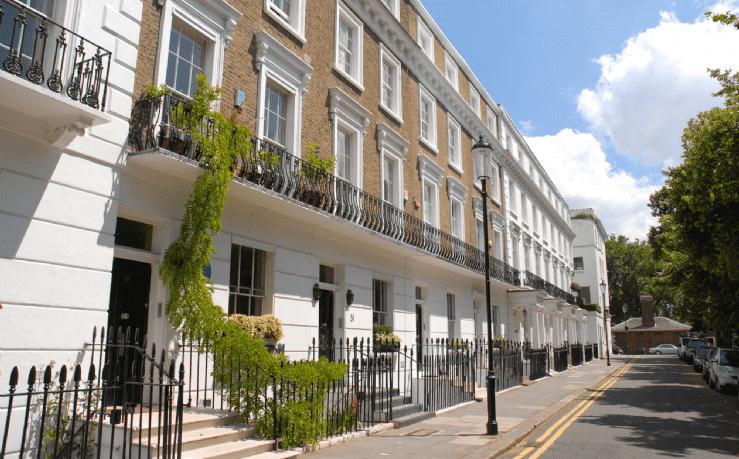 £1m+ properties