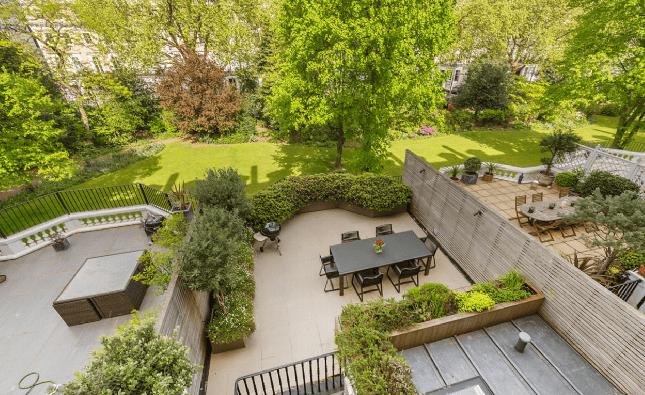 Savills uk blog residential property inside londons garden squares