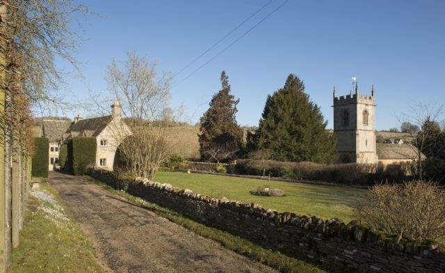 Overbrook, Naunton, Cheltenham, Gloucestershire