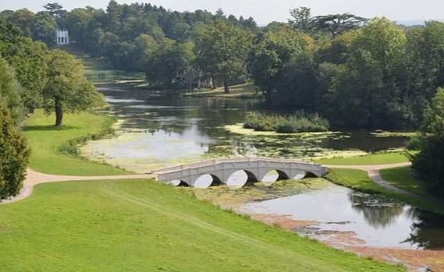 Painshill Landscape Garden, Surrey