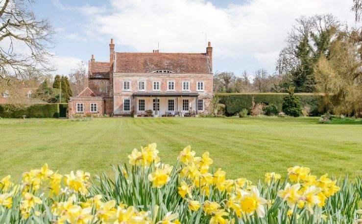 Palace House, Much Hadham, Hertfordshire