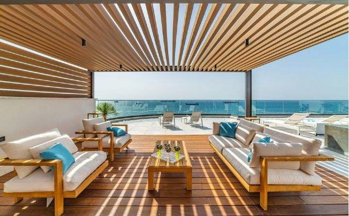 Palace In The Sky, Limassol, Cyprus