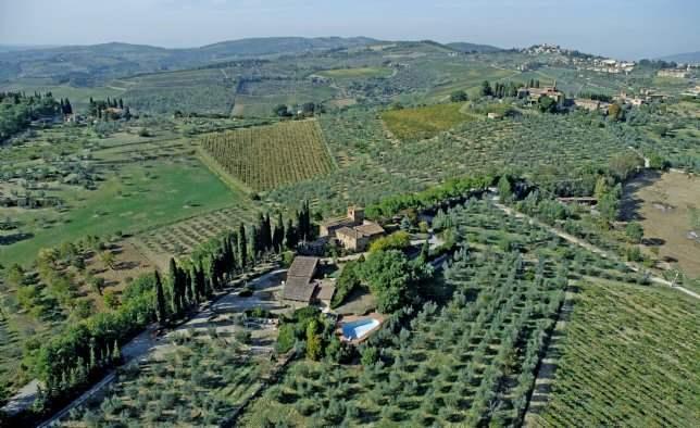 Panzano in Chianti, Florence