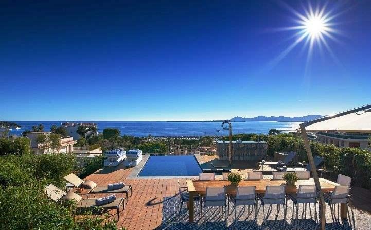 Parc du Cap, French Riviera