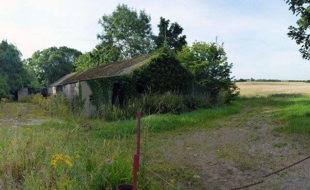Building plot, The Piggery, Lincolnshire