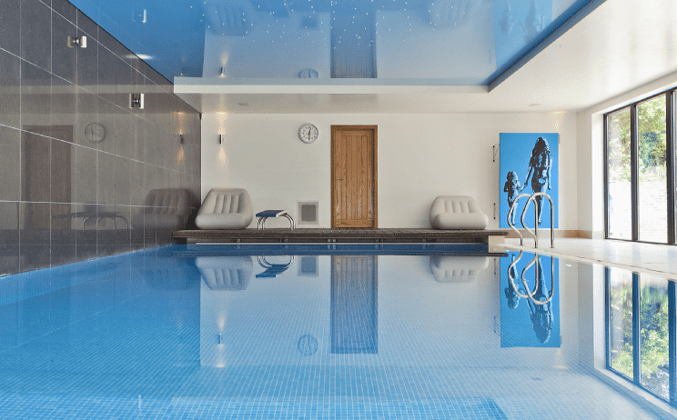 6 of the Best Home Gyms and Pools