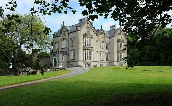 Quinville Abbey, Quinn, Co. Clare