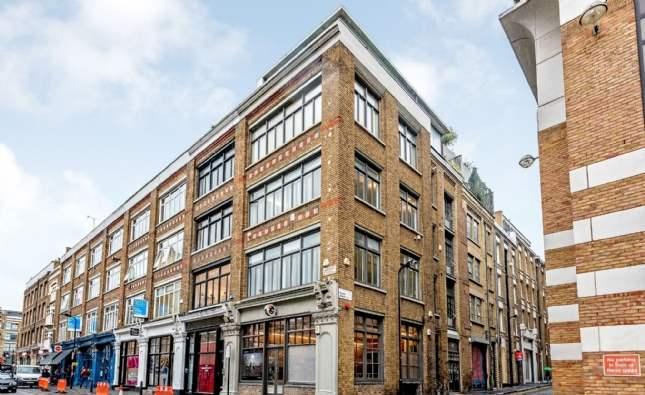 Ravey Street, London EC2