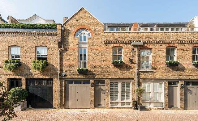 Reece Mews, London SW7