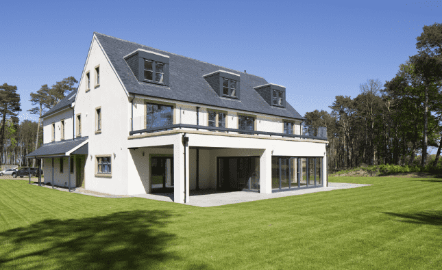 Golf Properties in East Lothian