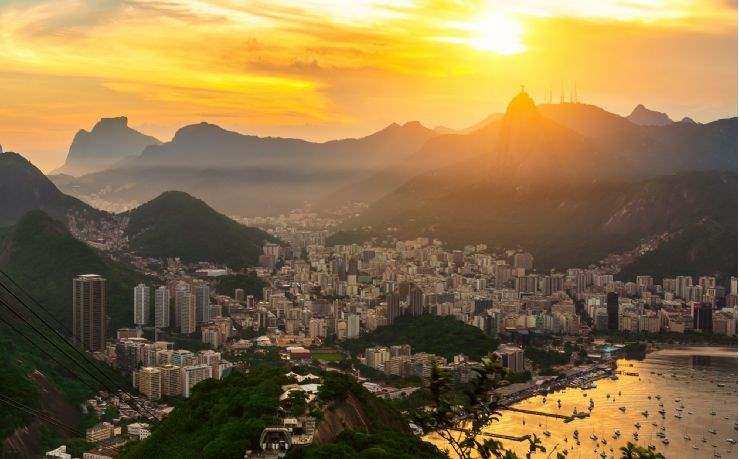 Olympic city: Rio de Janeiro