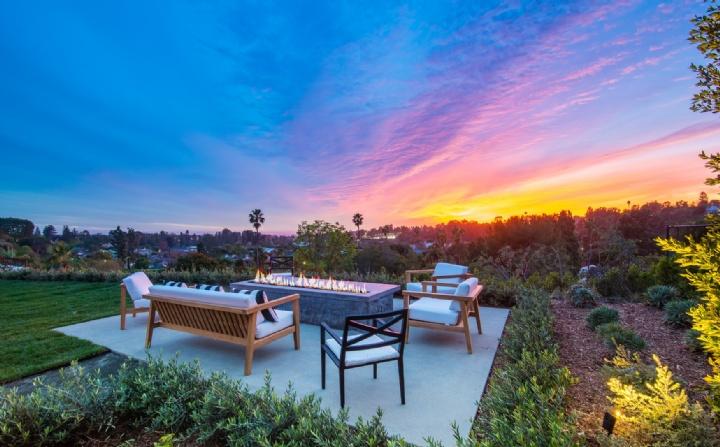 Rockingham Avenue, Los Angeles, California