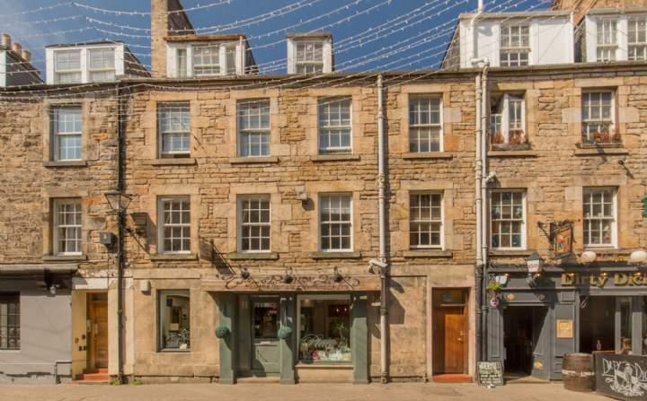 Rose Street, City Centre, Edinburgh
