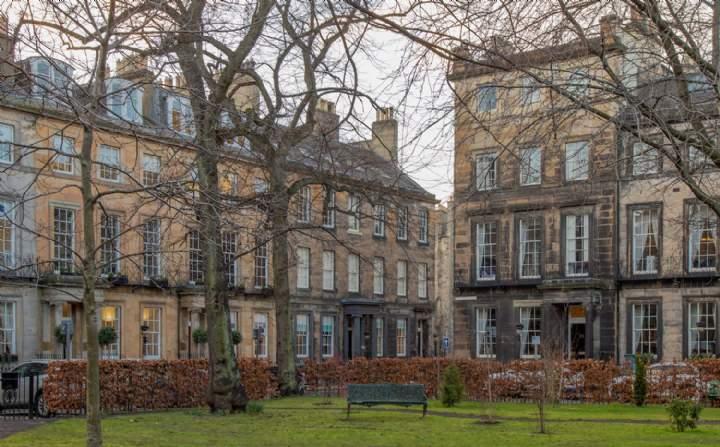 Rutland Square, New Town, Edinburgh