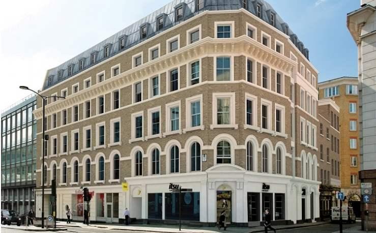 SACO Apartments, City of London