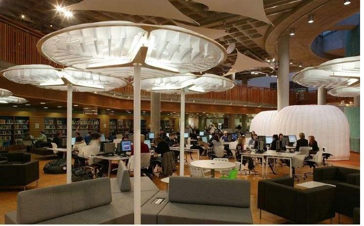 The Saltire Centre, Glasgow Caledonian University